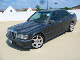 mercedes 190e 3 2 amg high mile 1986 mercedes 190e 2 3 16v german cars for sale