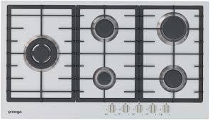 900mm Gas Cooktop Omega Ocg90xb 90cm Natural Gas Cooktop Appliances Online