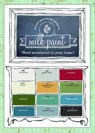 11 best chalk paint color charts images on pinterest chalk