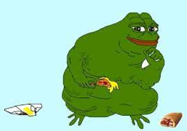Frog Memes - fat pepe smug frog know your meme