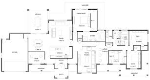5 bedroom open floor plans 100 5 bedroom floor plans australia bedroom simple master