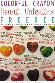 hodgepodge of valentine freebies literacy spark