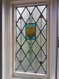 leaded glass door repair traditional 1950s stained glass u2013 transparent glass studio