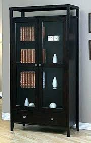 Media Cabinet Glass Doors Media Cabinet With Doors Before Media Stands With Glass Doors
