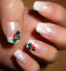 30 beautiful christmas nail art designs entertainmentmesh