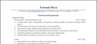 My Resume Sample by Your Resume U0027s Visual Center How To Not Get Rejected In The First