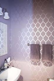 bathroom stencil ideas design bathroom wall stencil ideas best 25 on