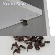 aliexpress com buy 3 color metal shelf support corner brace 6 5