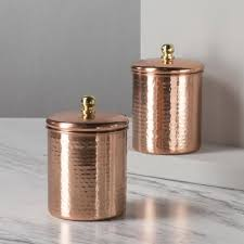 bronze kitchen canisters koppel 4 kitchen canister set reviews birch