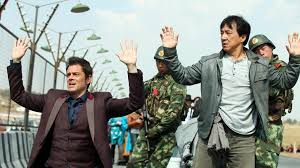 Seeking Johnny Knoxville Review Skiptrace Let By Lack Of Chemistry And A Flimsy