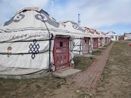 Yurt House Inside A Mongolian Yurt Bing Images For The Home Pinterest