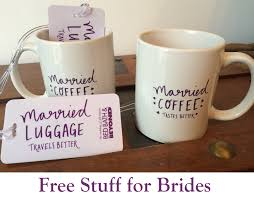 free gifts for wedding registry free stuff for brides 2016 with no purchase required successes