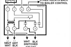 honeywell ra832a wiring diagram wiring diagrams