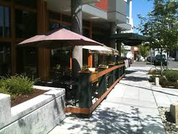 Patio Dining Restaurants by Restaurant Outdoor Patio Dining