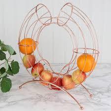 modern fruit holder fruit bowl notonthehighstreet com