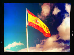 Picture Of Spain Flag Julia Studying Abroad In Spain