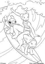 lilo stitch coloring pages coloring book