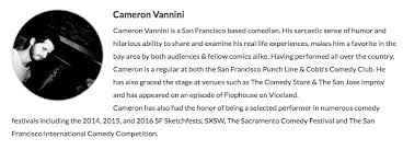 the romane event comedy show in sf sketchfest 2017