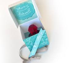 ring pop bridesmaid invite will you be my bridesmaid ring pop box of honor