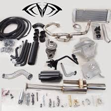wildcat x and wildcat 1000 air to air intercooled turbo kit