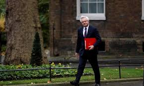 Seeking Uk Uk Says Seeking To Build On Momentum For Brexit Talks