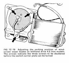 wiper motor switch diagram series 2 2 2 the u0027e u0027 type forum