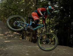 motocross mountain bike rob warner meets bernard kerr fly racing motocross mtb bmx