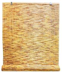 Roll Up Patio Blinds by Patio Blinds Amazon Com
