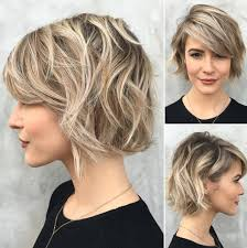 60 fabulous choppy bob hairstyles wavy bobs bangs and bobs