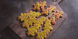 christmas biscuits recipes great british chefs