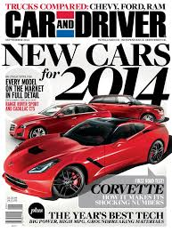 corvette magazine subscription 9 best covers images on car and driver range rovers