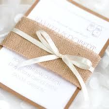 wedding invitations cheap wedding invitations burlap bazaraurorita