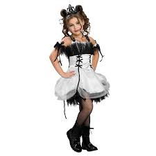 kid balerinas gothic ballerina child costume kids halloween