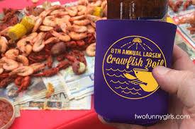 personalized crawfish trays personalized koozie for crawfish boil