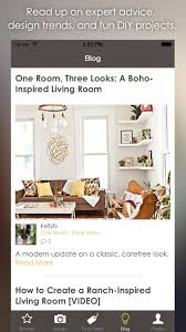 the nousdecor mobile app is here the accent