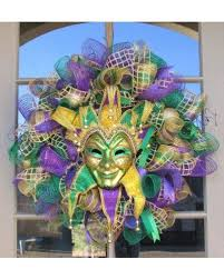 large mardi gras mask mardi gras wreath with large venetian style mask mardi gras