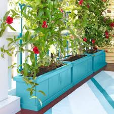 Homemade Planter Boxes by Trellis Planter Box Lowe U0027s Creative Ideas Home Garden