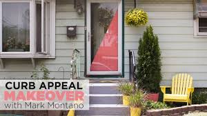 curb appeal front door makeover gary indiana youtube