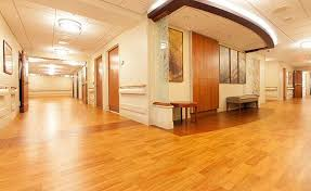 floor tile recycled rubber polished wood look