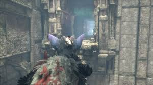 What Rolls Down Stairs by The Last Guardian Walkthrough Part 12 After Falling Through The