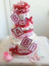 cake centerpiece hello baby shower cake centerpiece gift set 3 tier