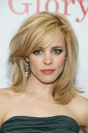mid length blonde hairstyles blonde hairstyles simple medium length blonde hairstyles with