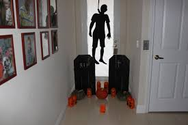 scary halloween home decorations scary halloween decorations for