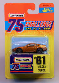 matchbox nissan 300zx sf0358 model details matchbox university