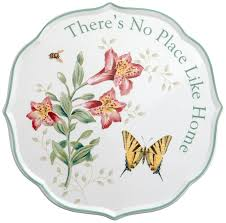 butterfly serving platter lenox butterfly meadow friends family gather here