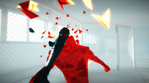 superhot the fps where time moves only when you move
