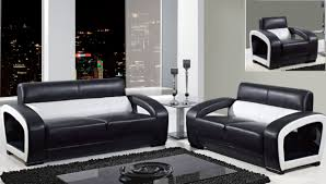 living room modern living room decor with white black color