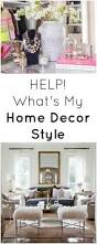 what u0027s my home decor style modern glam