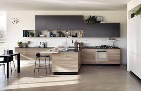 cuisine moderne et design cuisine en bois moderne et sobre d inspiration déco design
