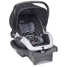 crash test siege auto formula baby evenflo sensorsafe litemax 35 infant car seat concord evenflo
